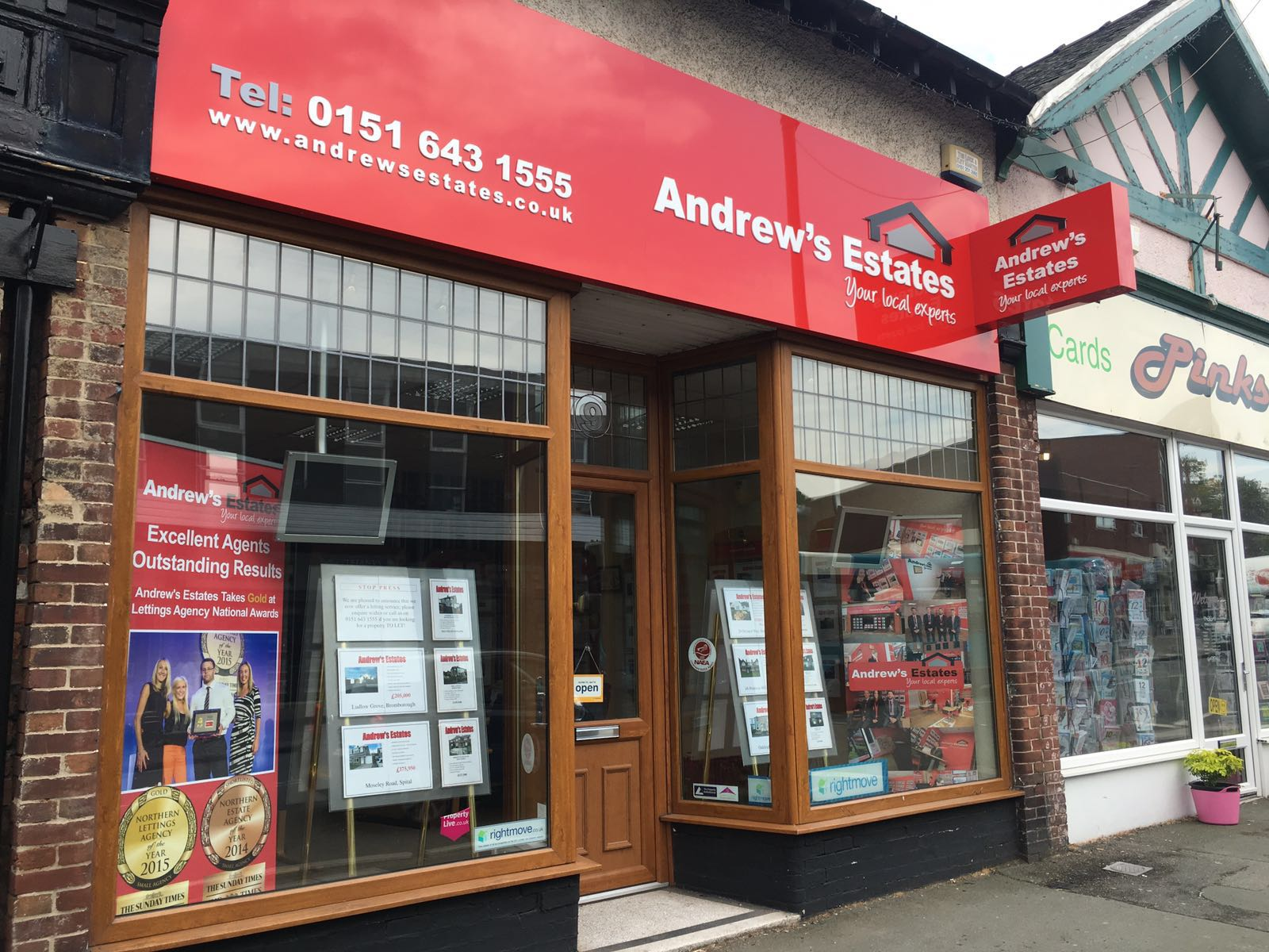 Andrew's Estate Agent